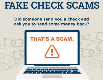 Avoid Check Scams
